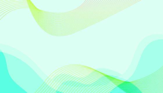 浅绿色清爽背景矢量素材(EPS)