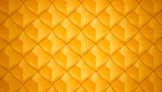 金色菱形背景矢量素材(AI/EPS)