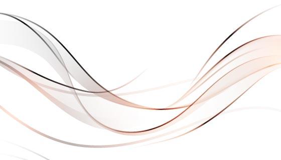 优雅的波浪背景矢量素材(EPS)