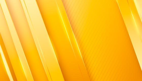 奢华的金色渐变背景矢量素材(AI/EPS)