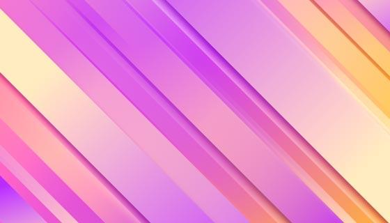 金色紫色渐变背景矢量素材(AI/EPS)