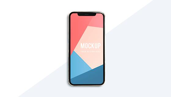逼真的iPhone 11手机模型素材(PSD)
